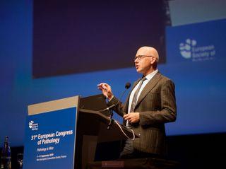 Keynote at the European Congress of Pathology 2019