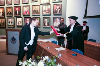 PhD defense Midas Meijs