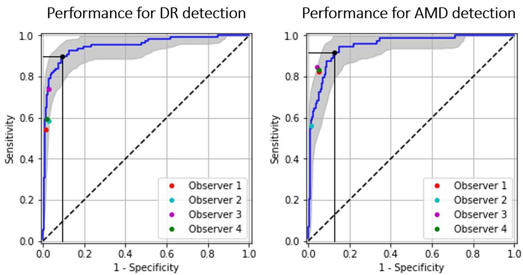 Joint automated screening performance