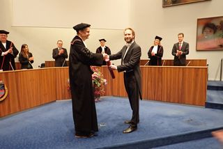PhD defense of Freerk Venhuizen